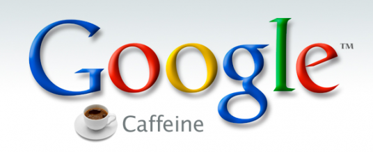 Google Caffeine – Real Time Web