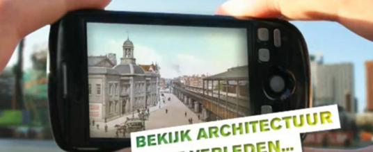 Architecture grace a la Realite Augmentee