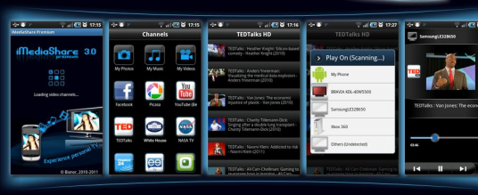 France 24 Breaking News Added to Bianor's Personal TV App iMediaShare